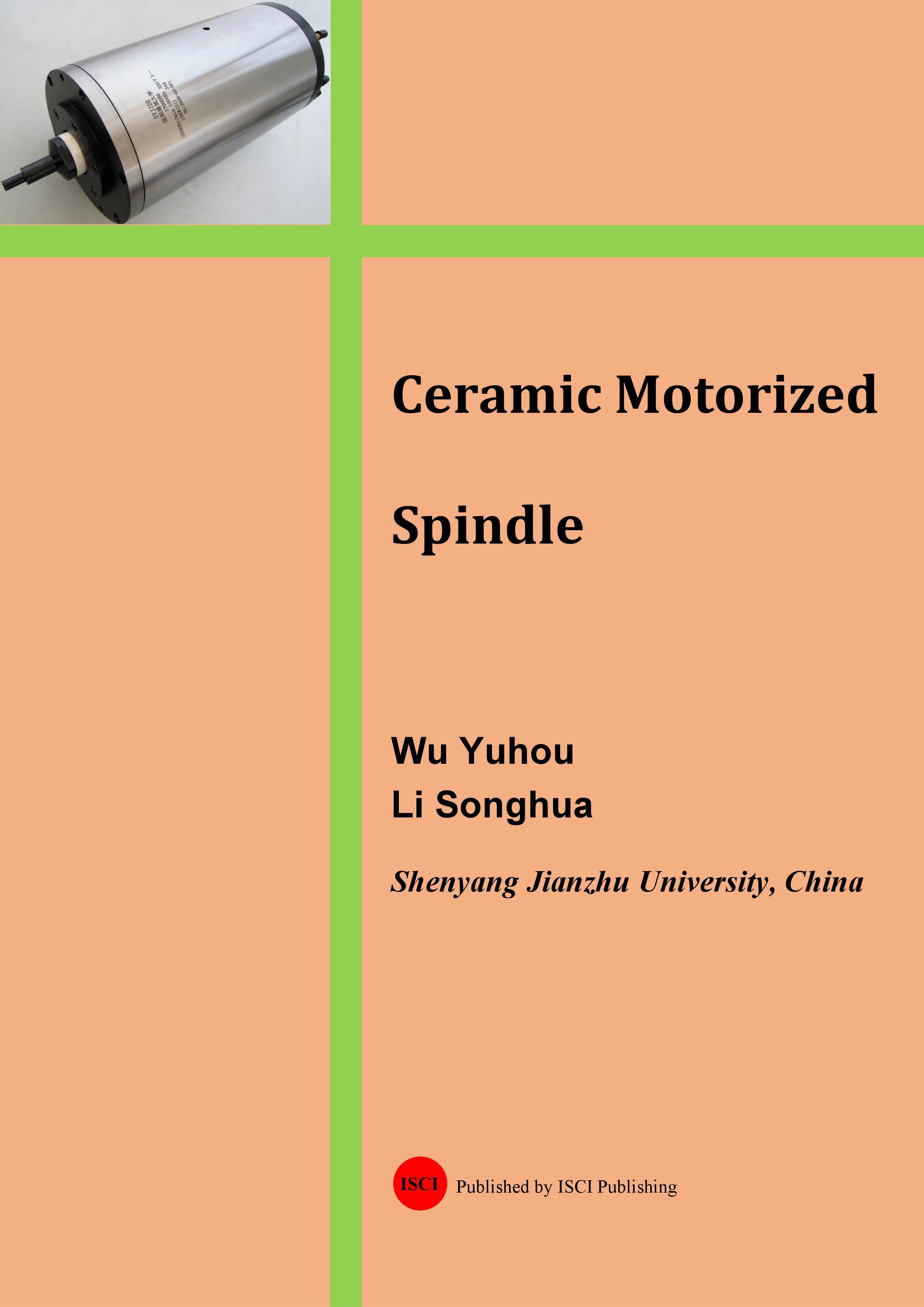 Smashwords Ceramic Motorized Spindle A Book By Iscipublishing