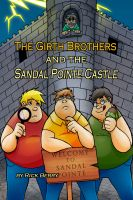 Cover for 'The Girth Brothers and the Sandal Pointe Castle'