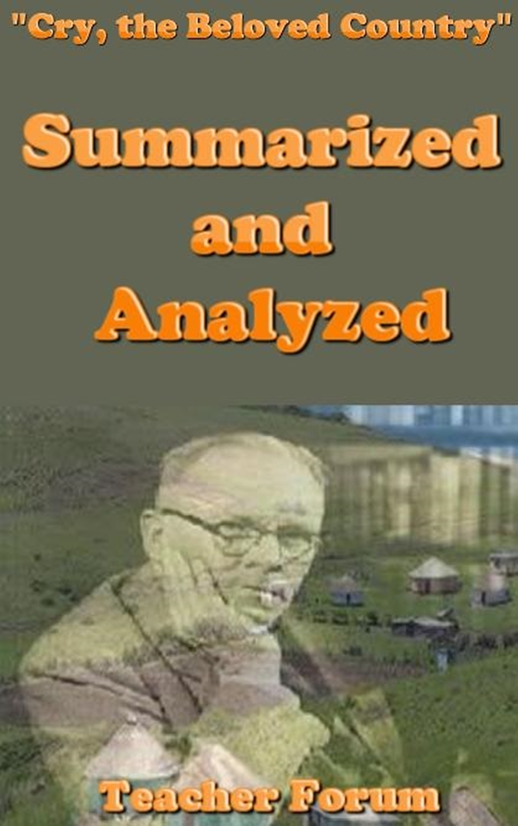 a plot analysis of the book the beloved country A short summary of alan paton's cry, the beloved country this free synopsis covers all the crucial plot points of cry, the beloved country.