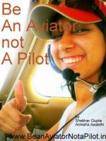 Cover for 'Be An Aviator not A Pilot'