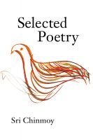 Sri Chinmoy - Selected Poetry
