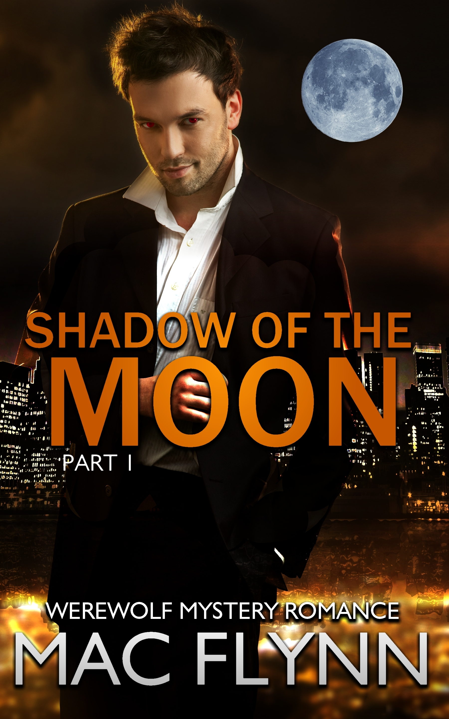 Shadow of the Moon #1 (Werewolf Shifter Romance)
