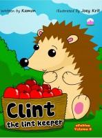 Kamon - Clint the Lint Keeper