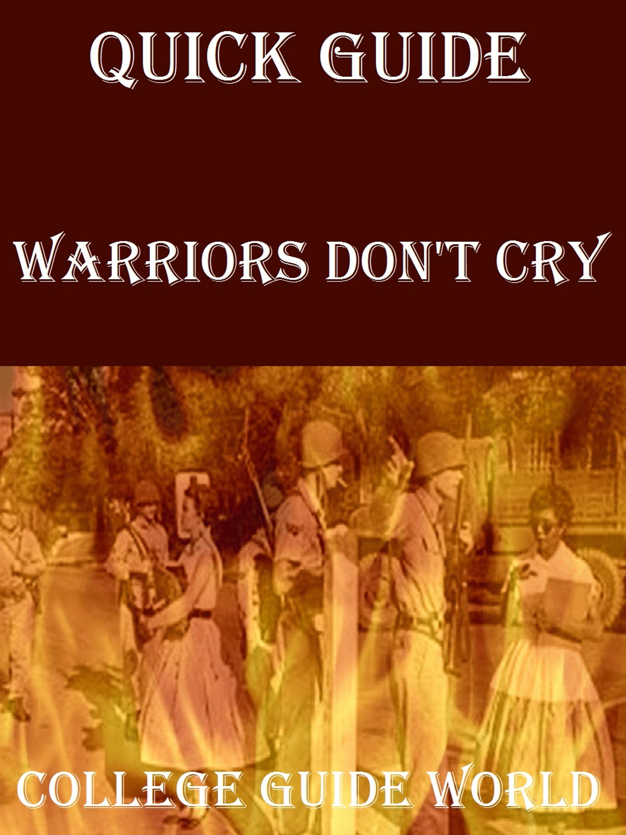 the mistreatment of african americans by their community in the novel warriors dont cry by melba pat Warriors don't cry by melba hardships she faced as one of the first african-american students to join a teaching the novel, warriors don't cry.