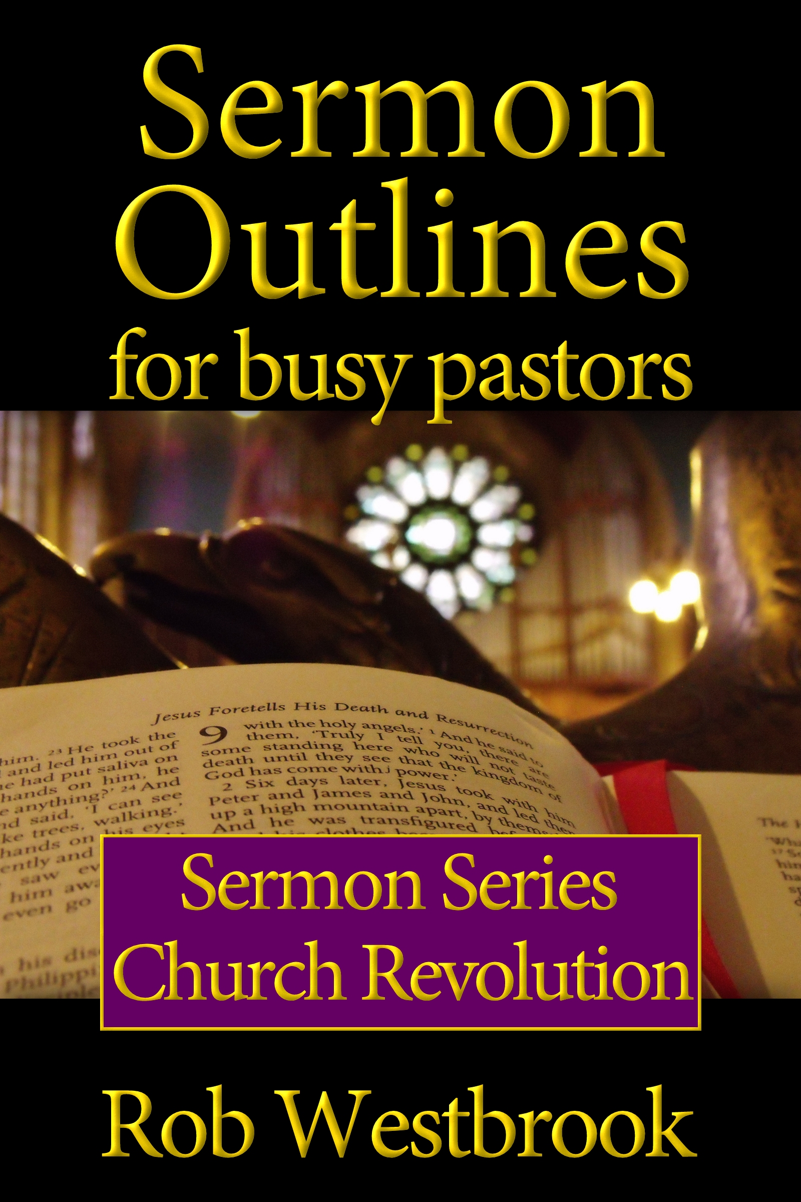 Sermon For The Feast Of St Michael All Angels: Sermon Outlines For Busy Pastors: Church