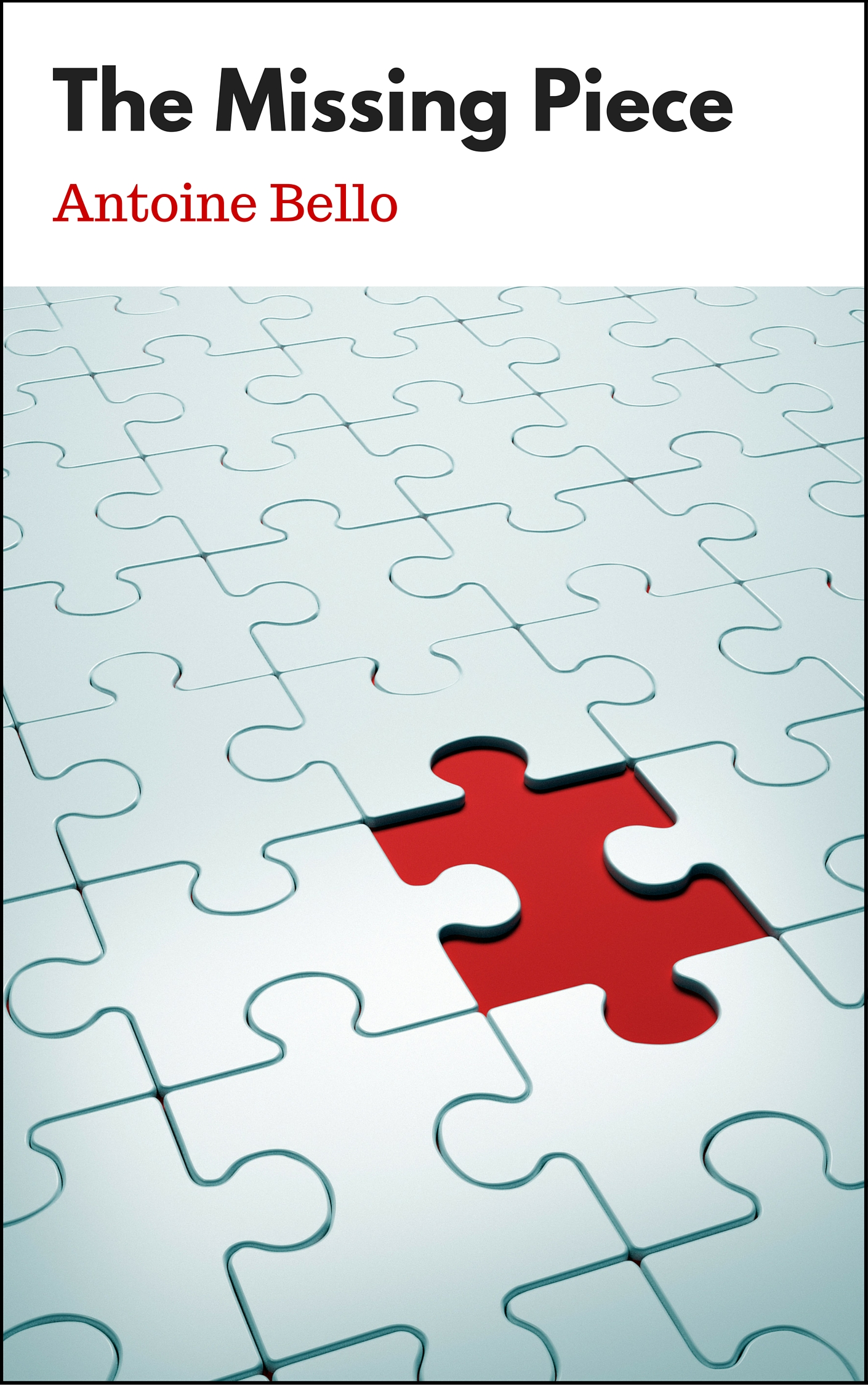 the missing piece animated video - HD1410×2250