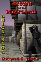 Richard S. Tuttle - Return of the Mage Lords (Amica Saga #6)