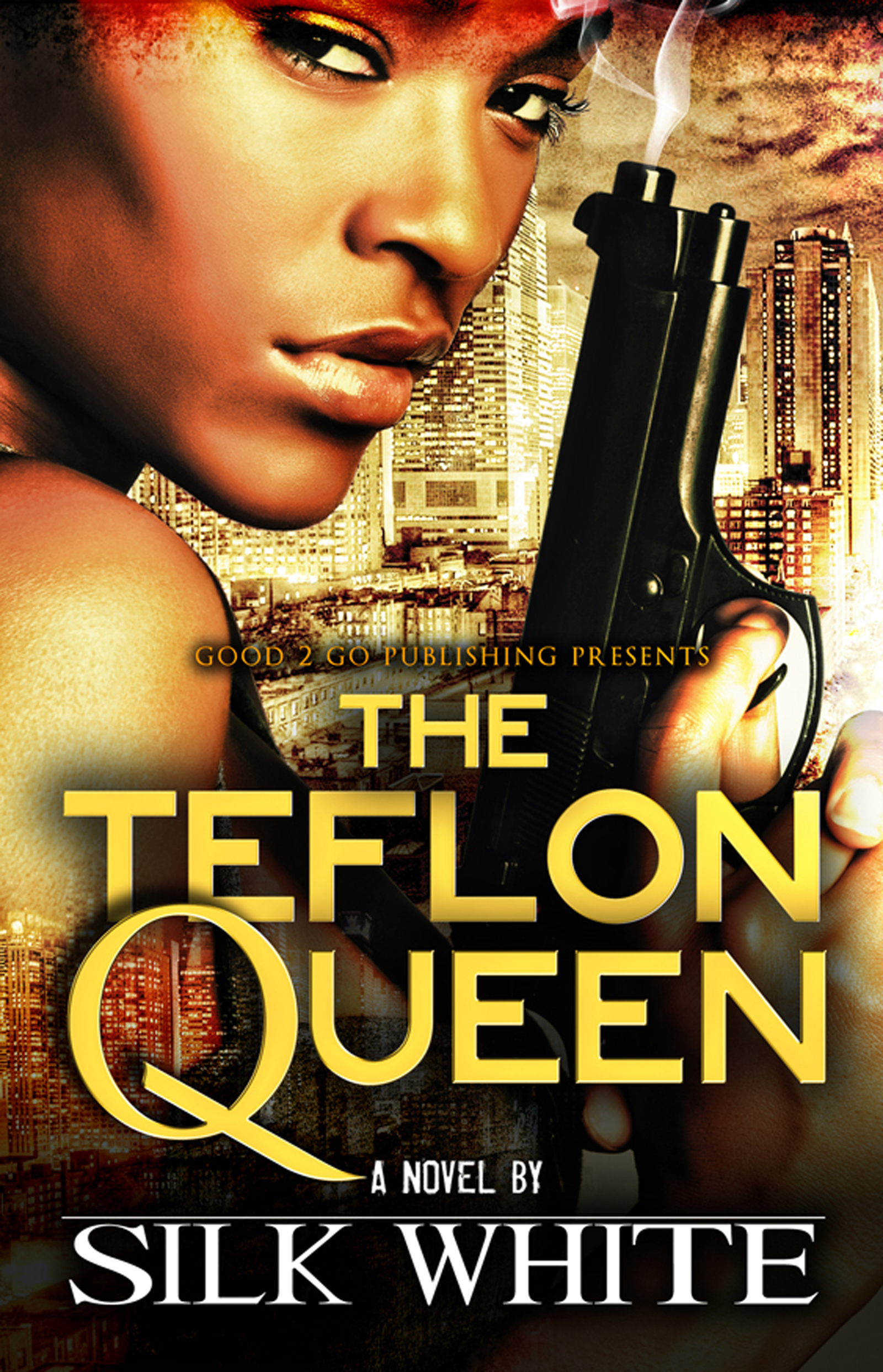 The Teflon Queen (sst-xl)