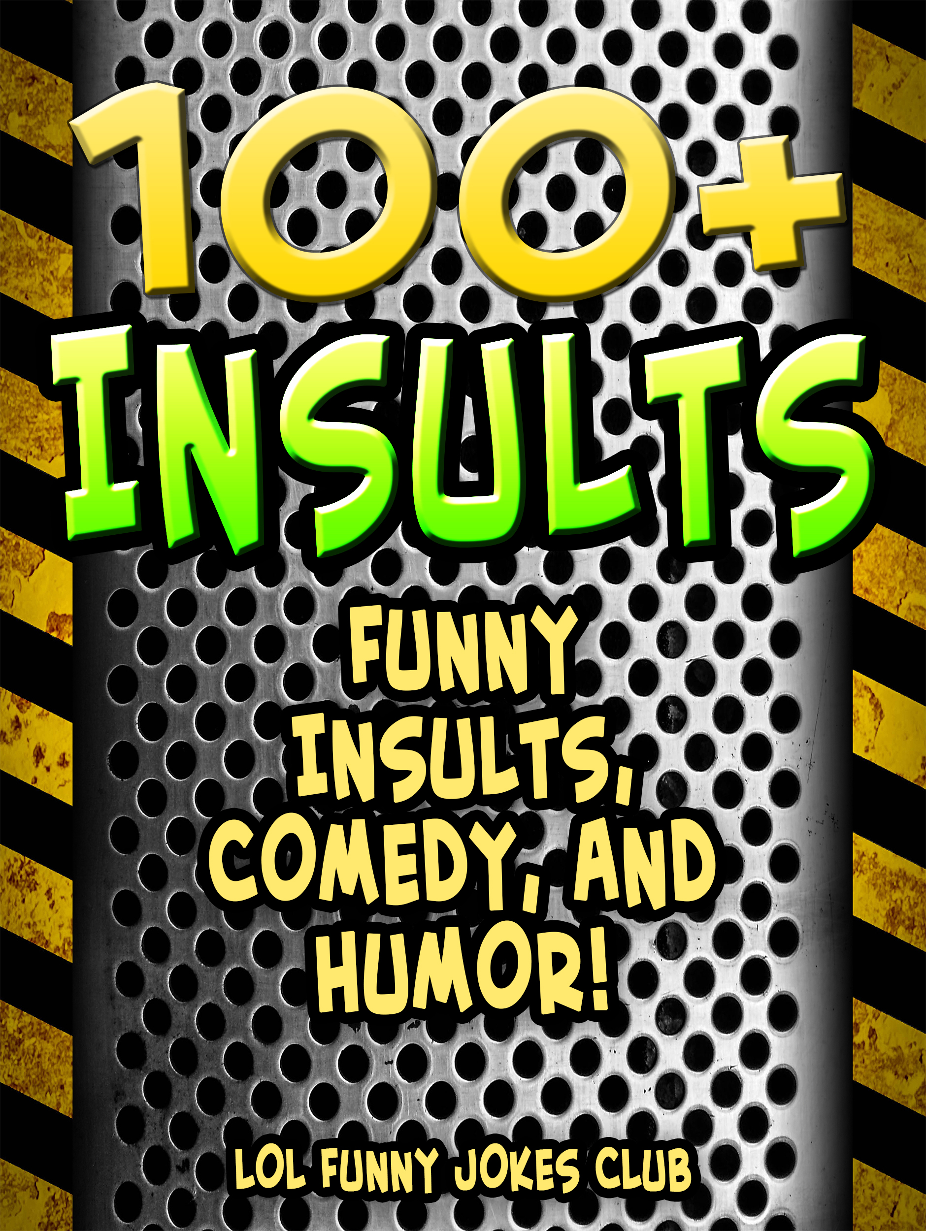 funny jokes to insult someone