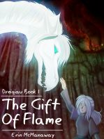 Cover for 'The Gift of Flame (Dreigiau Book 1)'