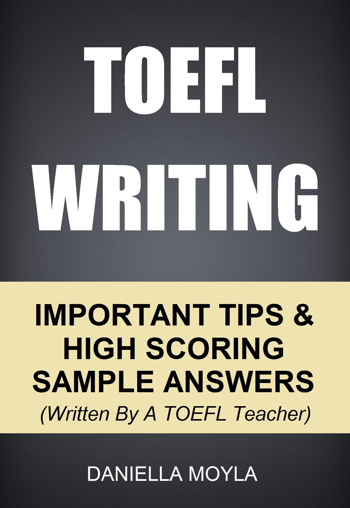 16 Ways to Improve your TOEFL Score