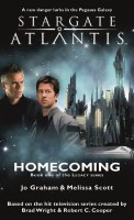 Jo Graham - STARGATE - SGA #16 - Homecoming - Book One of the Legacy Series