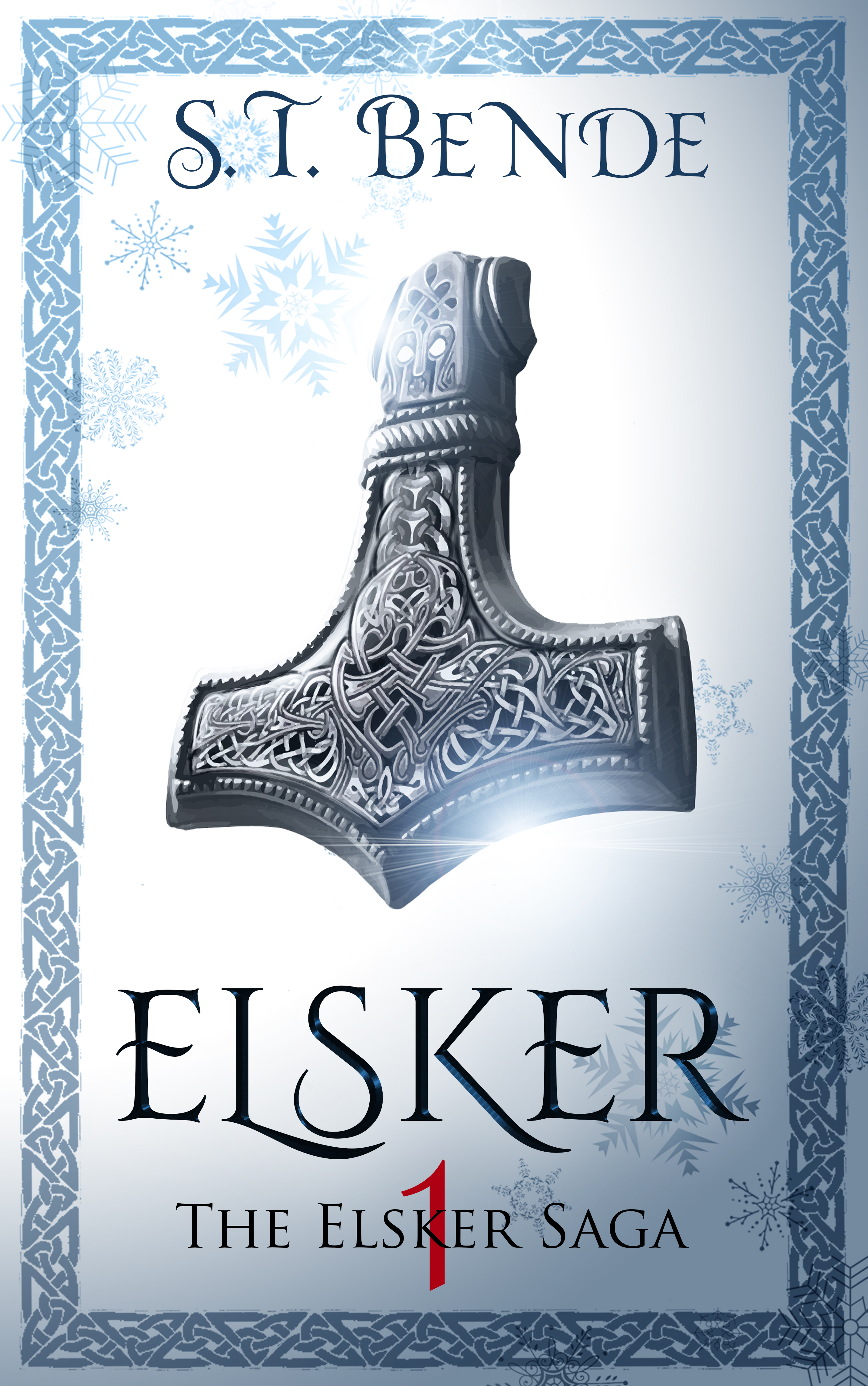 Elsker (The Elsker Saga Book 1)