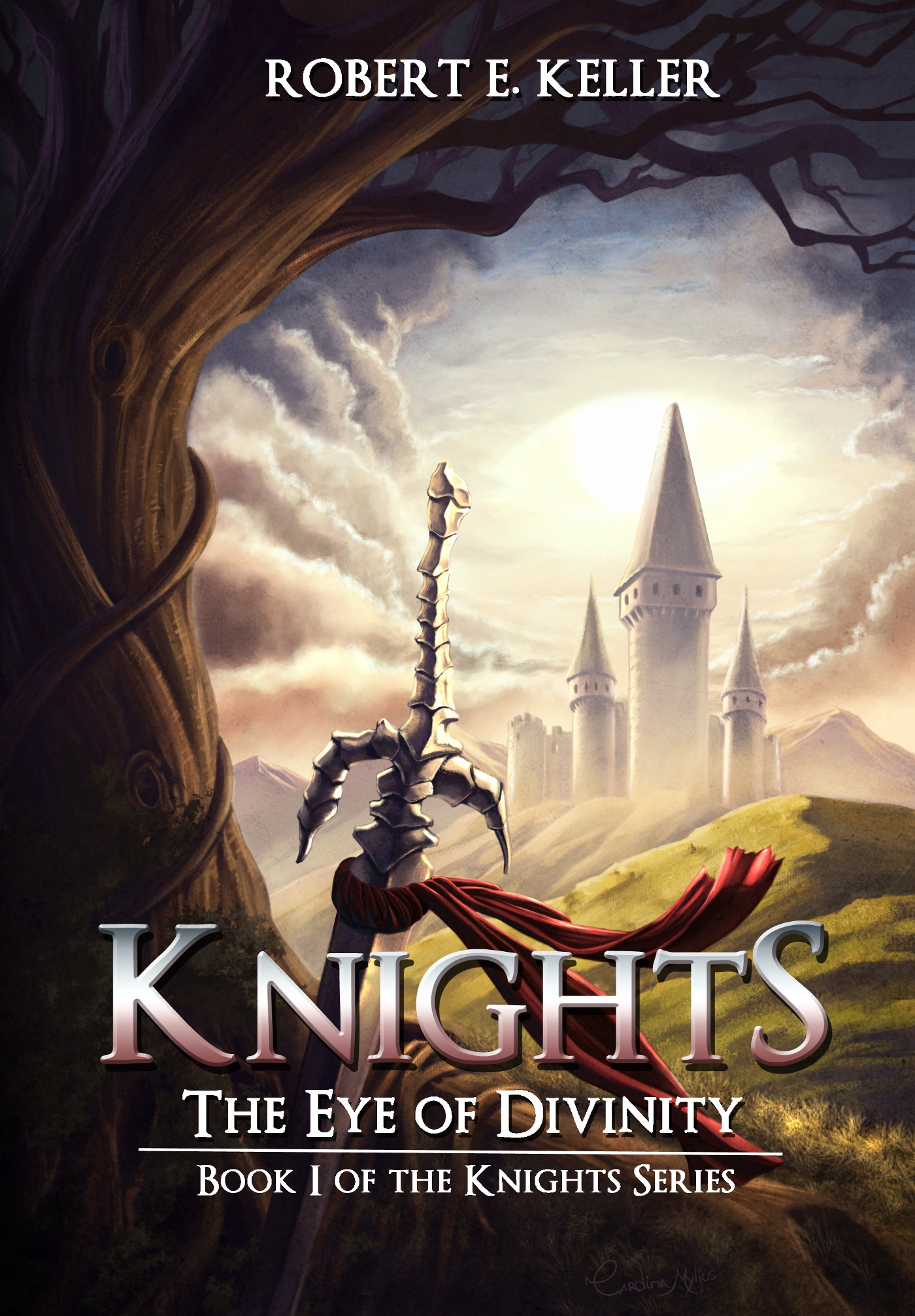 Knights: The Eye of Divinity (sst-xliv)