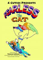 Cover for 'Fearless The Cat'