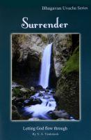 N. S. Venkatesh - Surrender