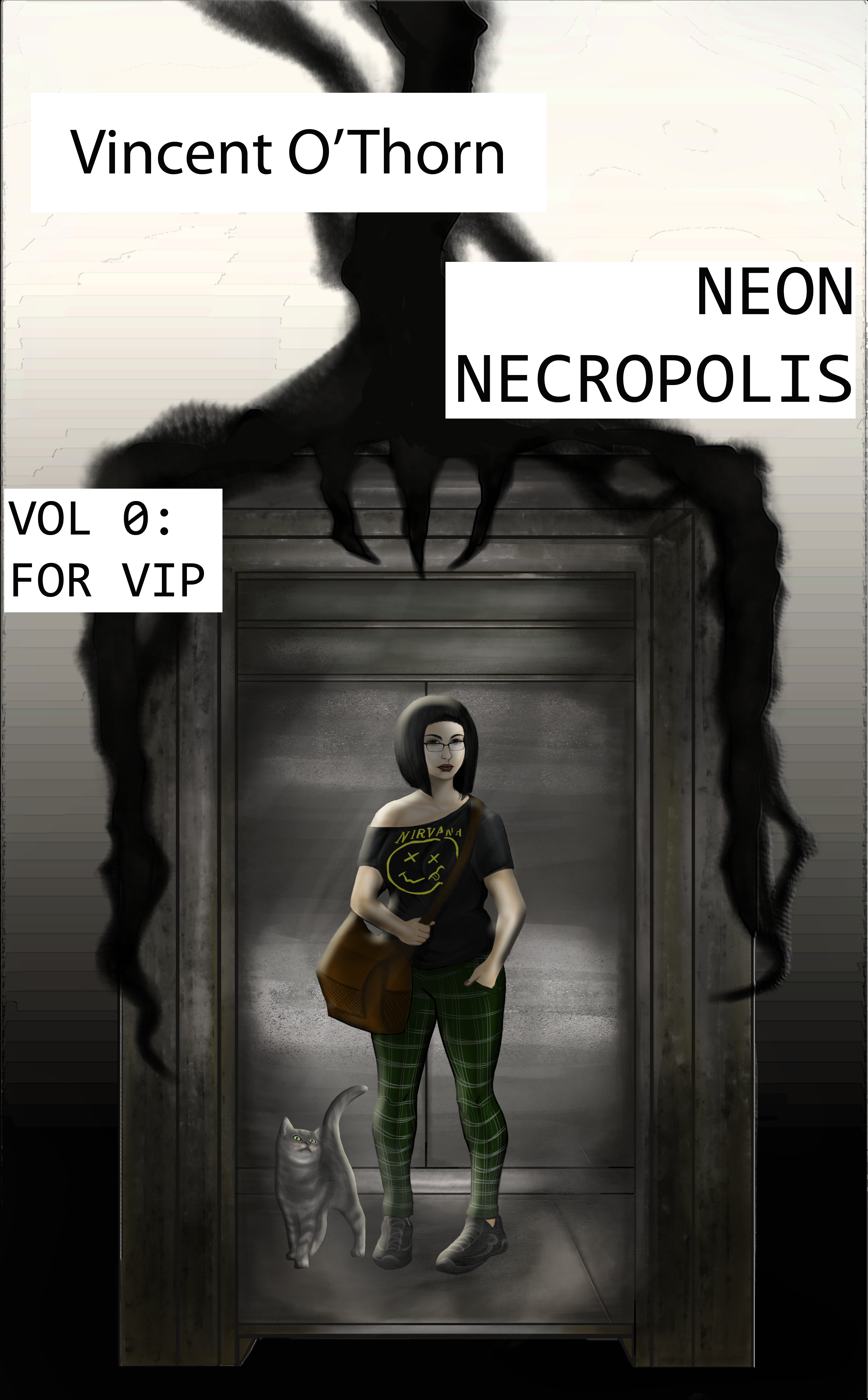 #freebooks – Neon Necropolis. Vol 0: For VIP / free horror Ebook by Vincent O'Thorn