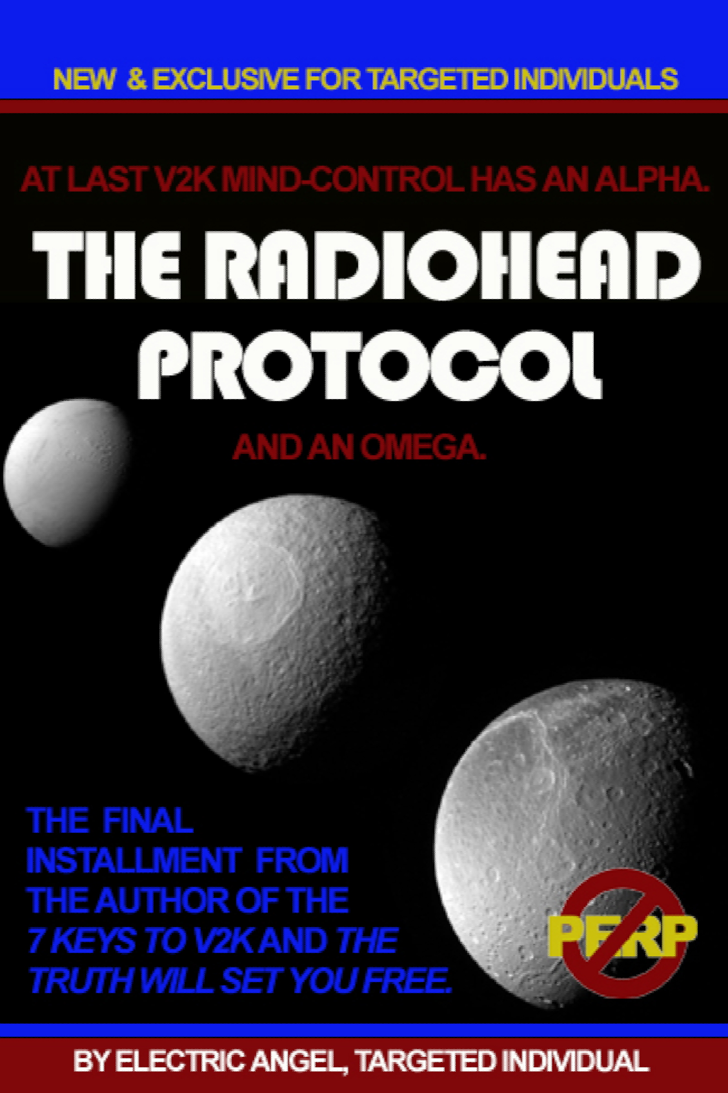 The Radiohead Protocol, an Ebook by Electric Angel