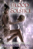 Samantha Young - Blood Solstice (The Tale of Lunarmorte #3)