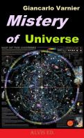 Cover for 'Mistery of Universe'
