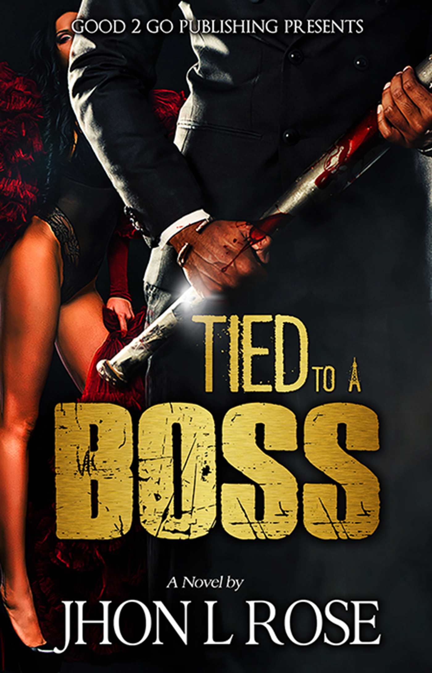 Tied To A Boss By Jhon Rose