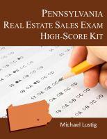 Michael Lustig - Pennsylvania Real Estate Sales Exam High-Score Kit