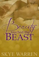 Cover for 'Beauty Touched the Beast'