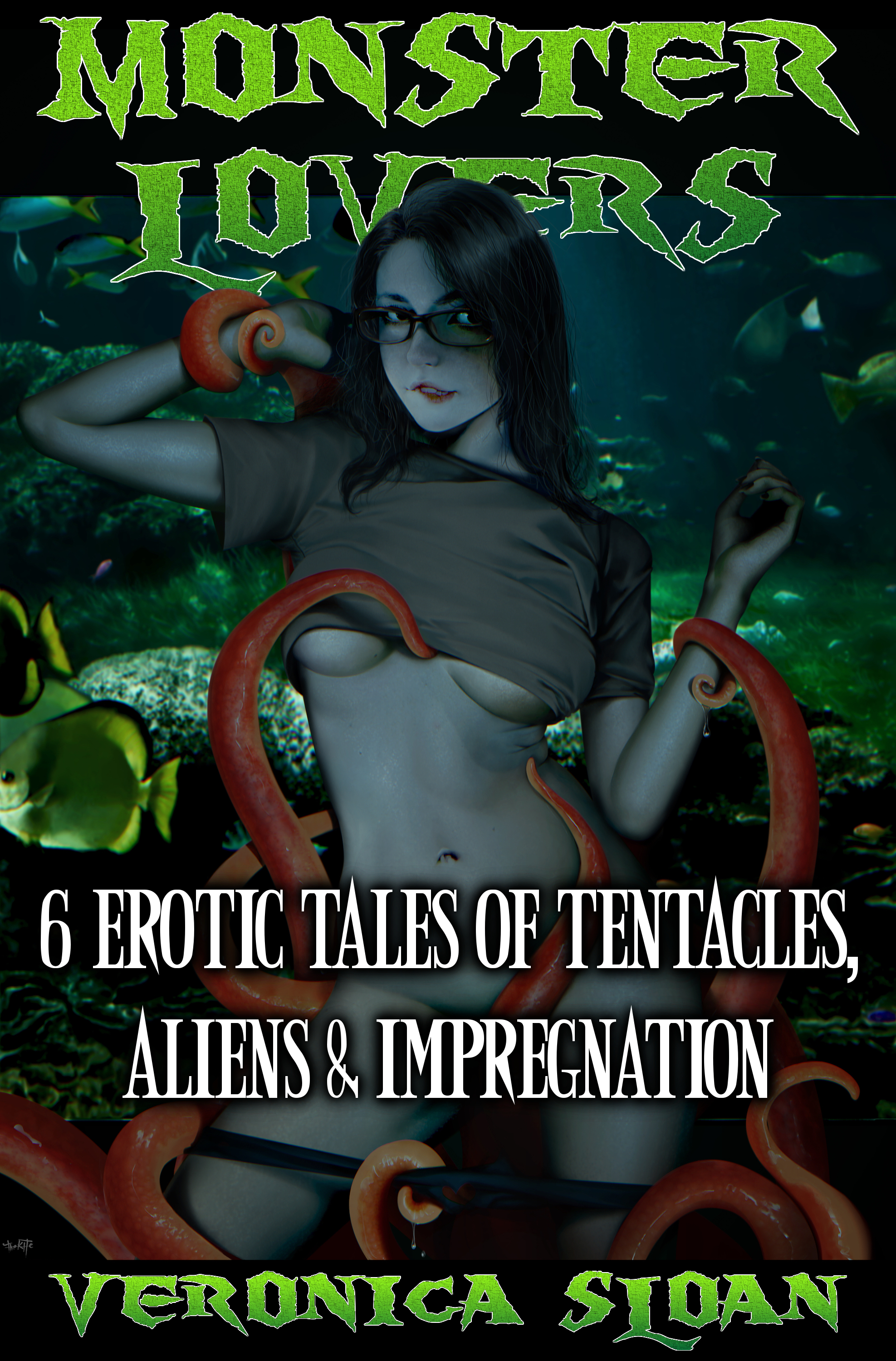Alien Insemination Porn smashwords – about veronica sloan, author of 'i can read my