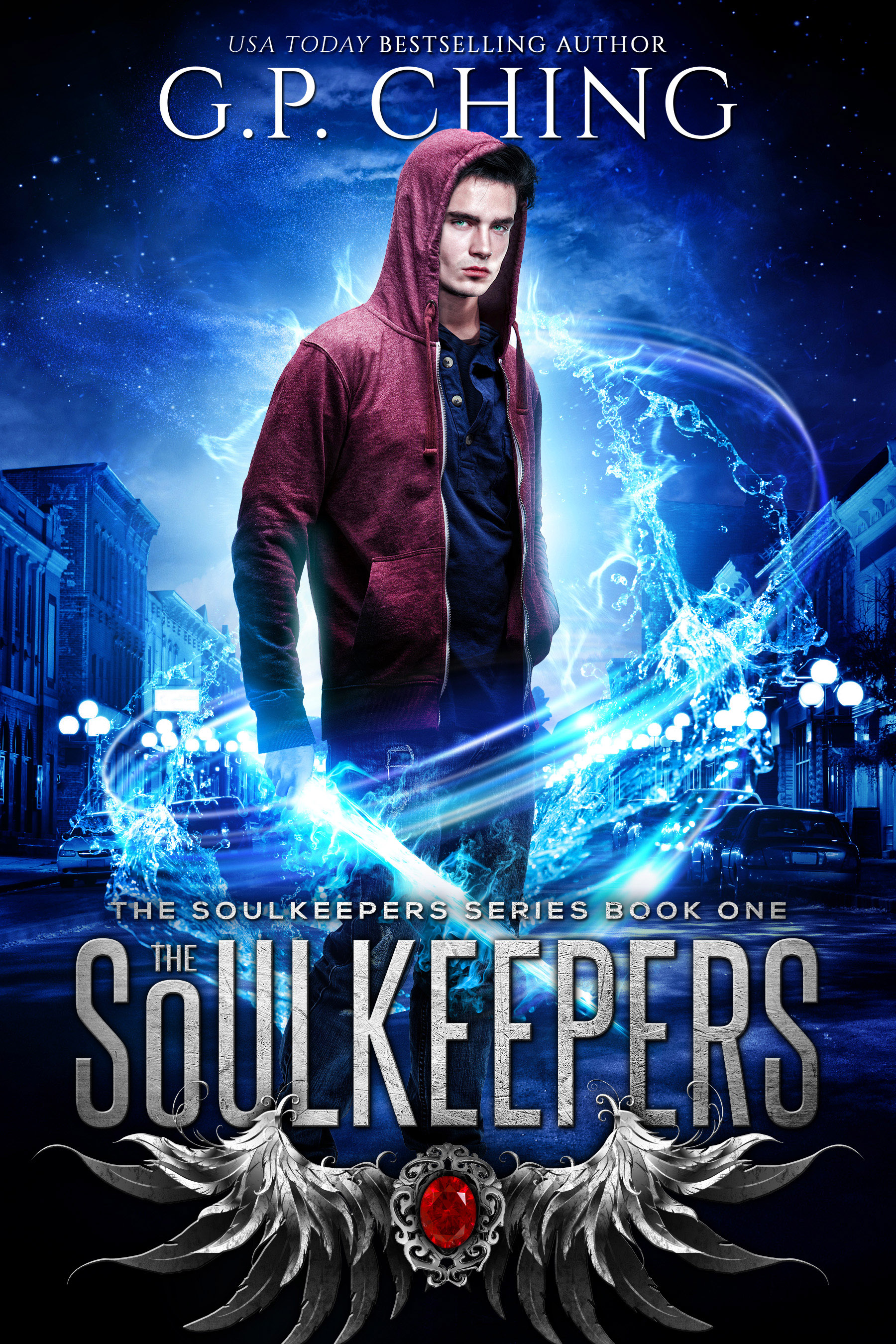 The Soulkeepers Book 1 (sst-cclxxxiv)