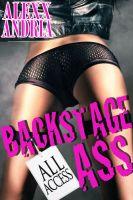 Alexx Andria - Backstage Ass