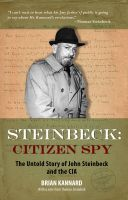Brian Kannard - Steinbeck: Citizen Spy