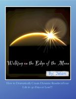 Cover for 'Walking on the Edge of the Moon'