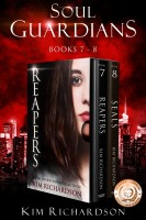 Kim Richardson - Soul Guardians 2-Book Collection: Reapers #7, Seals #8