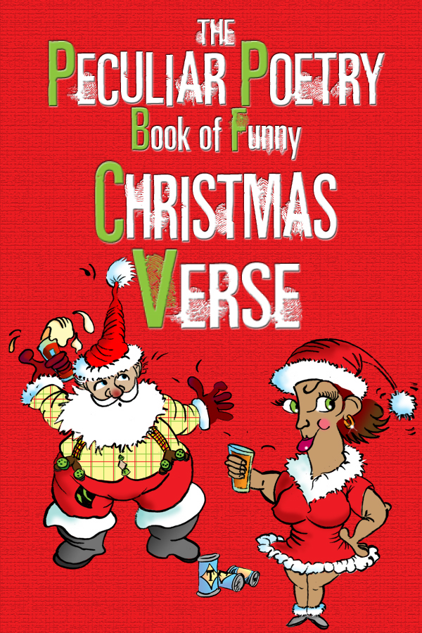 Funny Christmas Poems.The Peculiar Poetry Book Of Funny Christmas Verse An Ebook By Patrick Winstanley