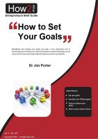 Dr Jim Porter - How to Set Your Goals