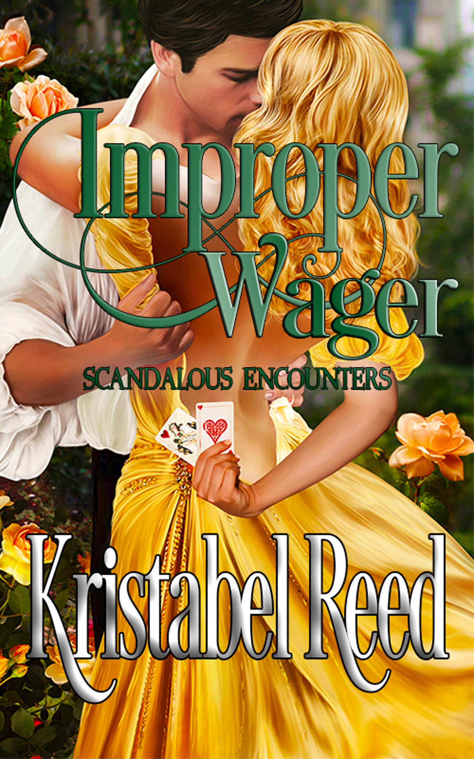 Improper Wager: Scandalous Encounters (sst-ccclxvi)