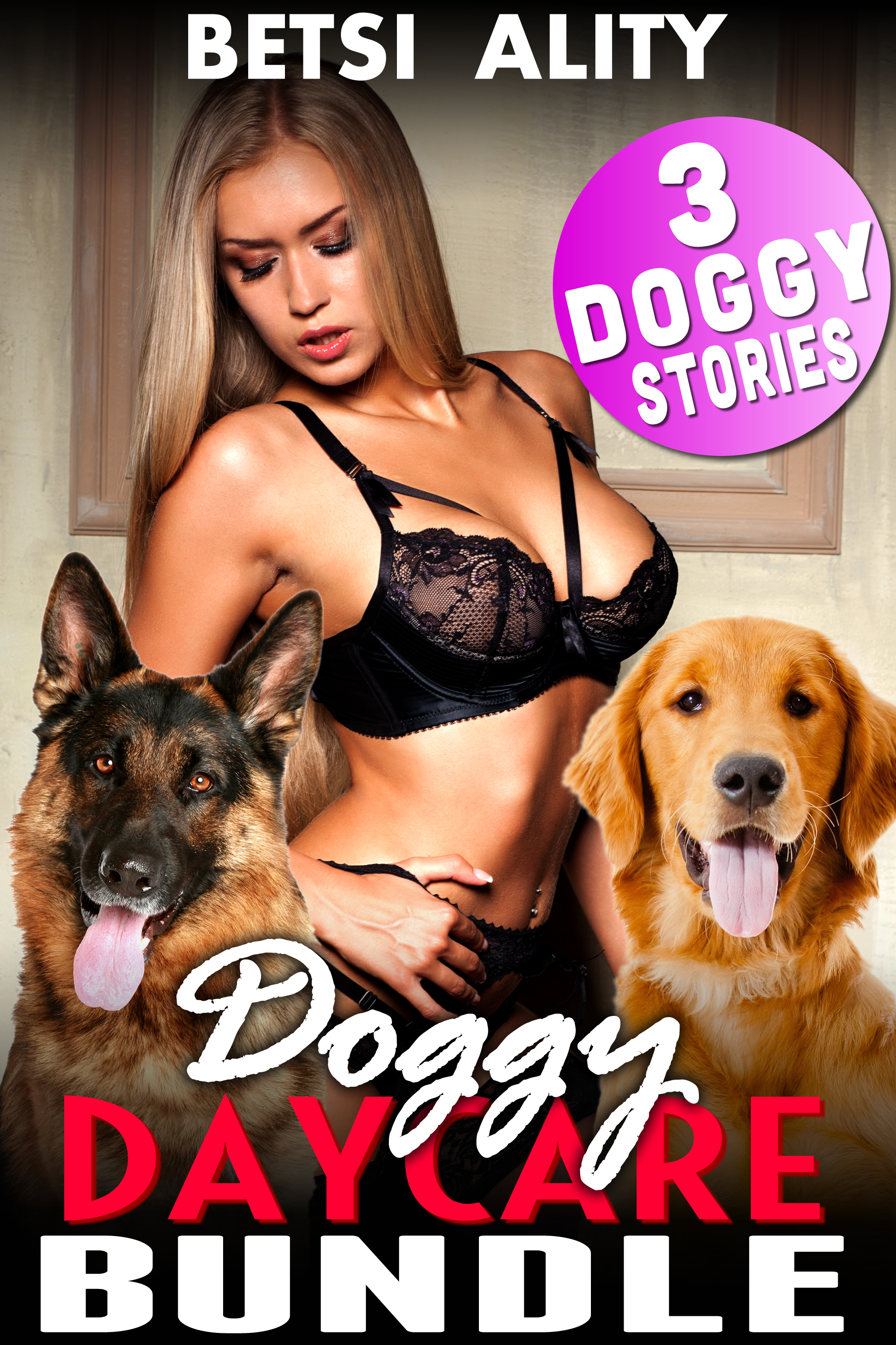 Smashwords  Doggy Daycare Bundle - 3 Pack Collection -4022