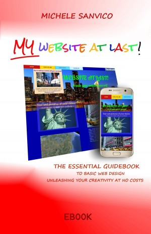 Smashwords – My Website At Last! The Essential Guidebook To Basic