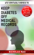 673 Veritable Words to Keep Diabetes Off Medical Records by Nicholas Mag