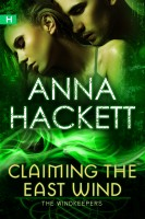 Anna Hackett - Claiming the East Wind (The WindKeepers #5)