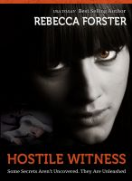Cover for 'Hostile Witness'
