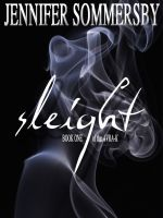 Cover for 'Sleight: Book One of the AVRA-K'