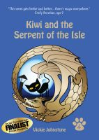 Cover for 'Kiwi and the Serpent of the Isle'