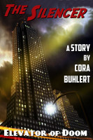 Cora Buhlert - Elevator of Doom
