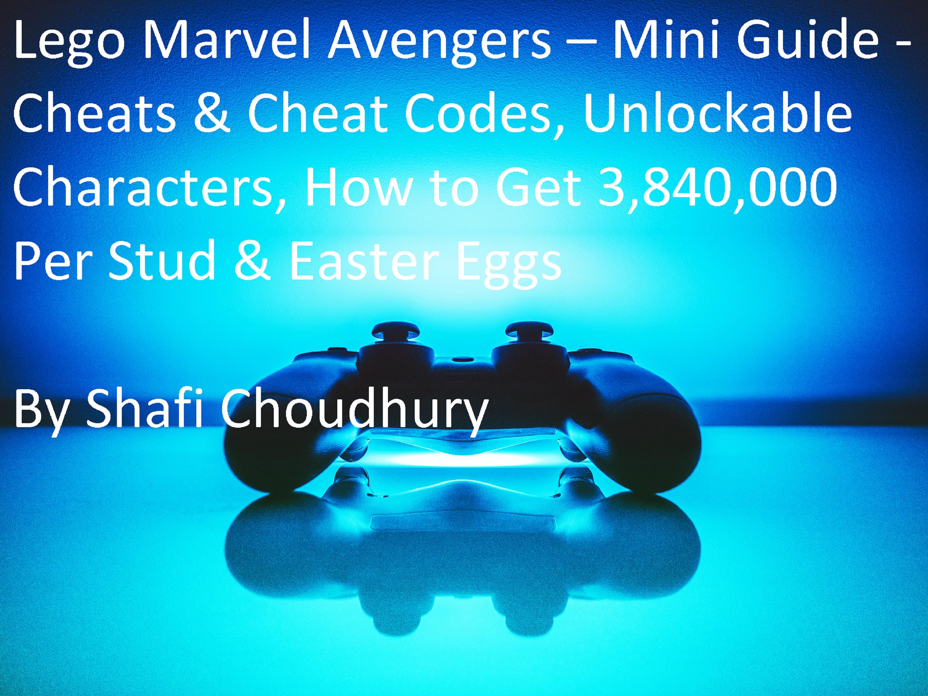 Smashwords – <b>Lego Marvel Avengers</b> – Mini Guide - <b>Cheats</b> &amp; <b>Cheat</b> ...