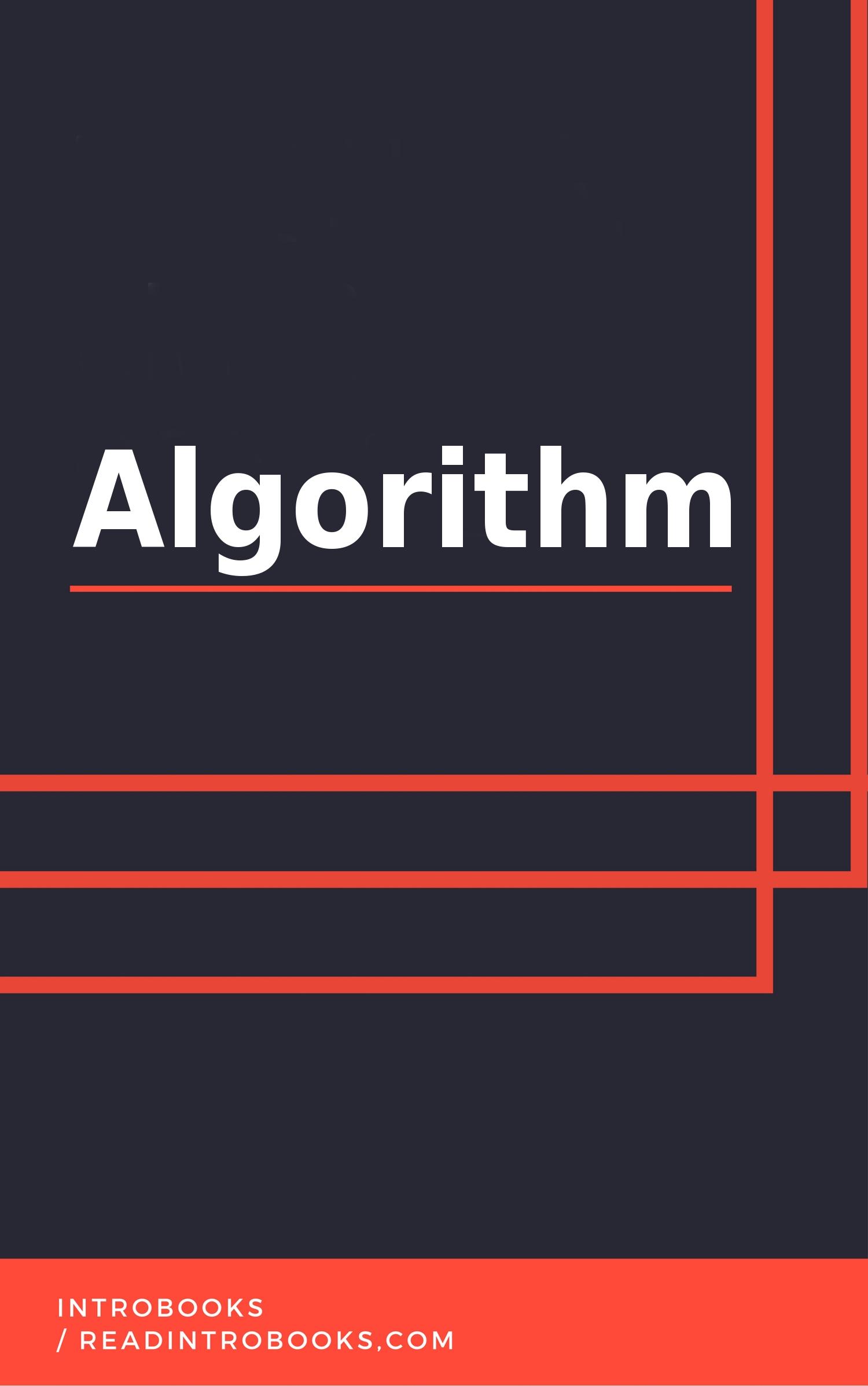Algorithm Ebook