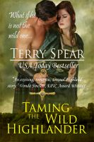 Cover for 'Taming the Wild Highlander'