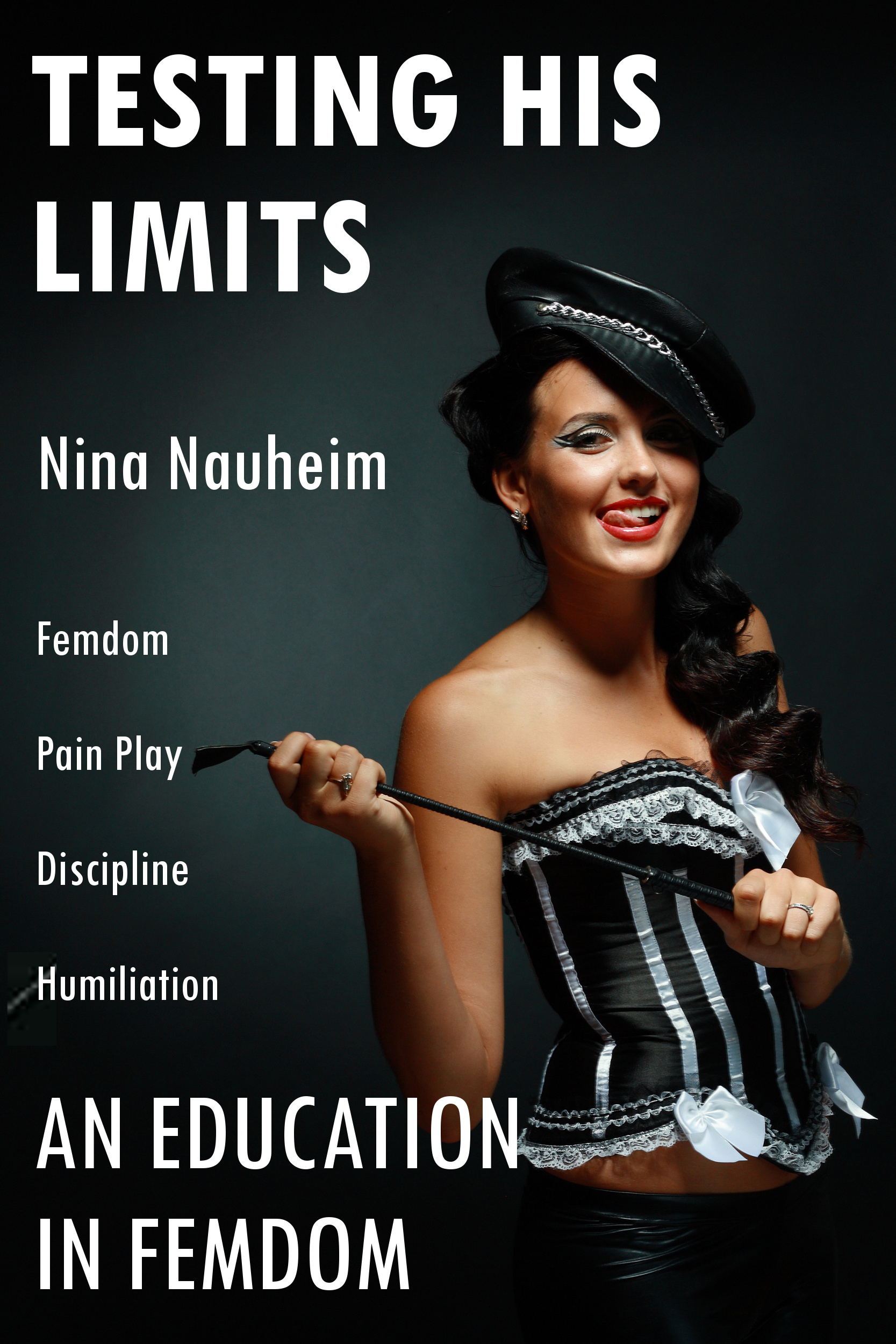 Smashwords  An Education In Femdom Testing His Limits -6040