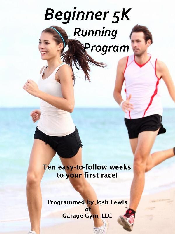 Smashwords u2013 beginner 5k running program u2013 a book by josh lewis