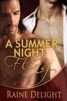 Cover for 'A Summer Night Fling'
